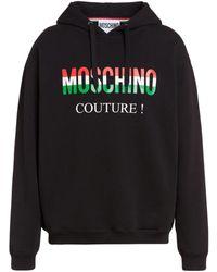 Moschino Sweat-shirt ZJ1709 - Noir