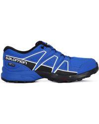 Brown Vespera Walking Salomon Boots Cswp For Men's In Yves xvRzqW6wR