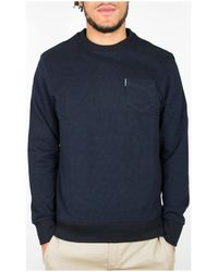Ben Sherman Tonic Pique Sweater Pull - Noir