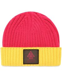 Vans 66 supply beanie Bonnet - Rose