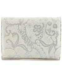 Y Not? - ? K48 Wallet Accessories Grey Women's Purse Wallet In Grey - Lyst