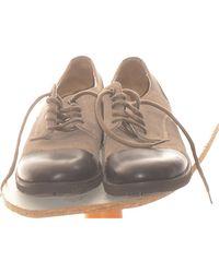 Calvin Klein Paire De Chaussures 40 Chaussures - Marron