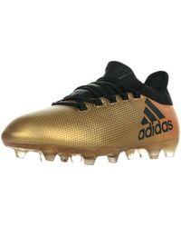 adidas X 17.2 FG Chaussures de foot - Métallisé