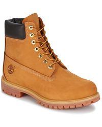 Timberland Stivaletti Premium Boot 6'' - Marrone