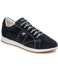 Geox Lage Sneakers D Avery - Blauw