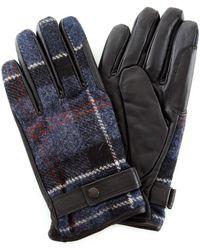 Barbour Handschoenen Mgl0051 - Blauw