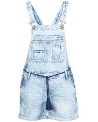 Pepe Jeans Tute / Jumpsuit Abby - Blu