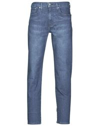 Levi's Straight Jeans Levis 502tm Taper - Rood