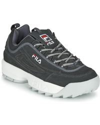 Fila - Lage Sneakers Disruptor Low - Lyst