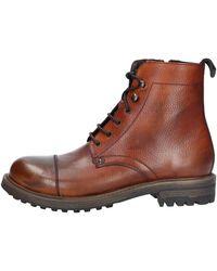 Antica Cuoieria 20993 ANKLEBOOT CUIR Boots - Marron