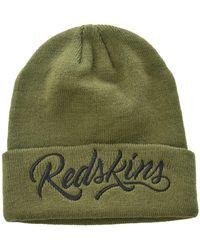 Redskins Bonnet GREG - Vert
