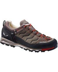 Salewa - Ms Mtn Trainer L Ss15 Men's Walking Boots In Brown - Lyst