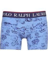 Polo Ralph Lauren Boxers BOXER BRF PR-SINGLE-BOXER BRIEF - Bleu