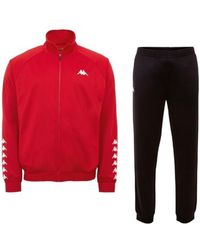 Kappa Jogginganzüge Till Training Suit - Rot