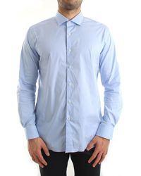 Xacus 11234-558ML T-shirt - Bleu