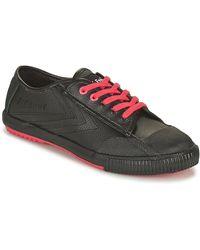 Feiyue STAPLE X FE LO 1920 Chaussures - Noir
