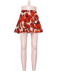 Forever 21 Jupe - Taille 32 Jupes - Rouge