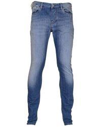 Armani Jeans C6J93 hommes Jeans en bleu