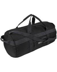 Regatta Packaway 40l Duffle Bag Black Travel Bag