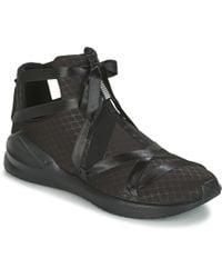 PUMA - Fierce Rope Pointe Wn s Women s Shoes (high-top Trainers) In Black fe0aeeb1d