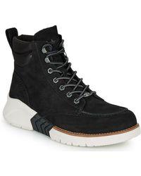 Timberland Laarzen Mtcr Moc Toe Boot - Zwart
