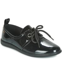Armistice Lage Sneakers Stone One - Zwart