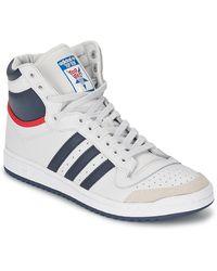adidas Hoge Sneakers Top Ten Hi - Wit