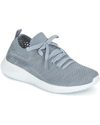 Skechers Zapatos ULTRA FLEX - Gris
