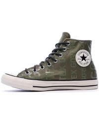 Converse Zapatillas altas - Verde