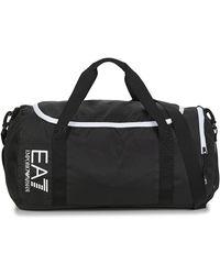 """EA7 Petit Sac De Sport """"train Core"""" 35 L - Noir"""
