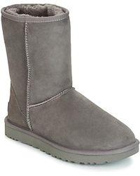 UGG Klassische Stiefel - Grau