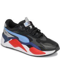 PUMA Lage Sneakers Rsx Bmw - Zwart