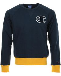 Champion - Sweater Crewneck Sweatshirt - Lyst
