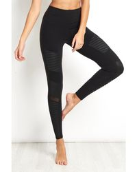 Alo Yoga - High Women's Tights In Black - Lyst