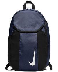 Nike Rucksack Academy Team - Blau