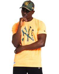 KTZ T-Shirt 12369840 - Orange