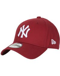 KTZ Pet League Essential 9forty New York Yankees - Rood