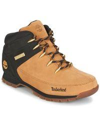 Timberland Laarzen Euro Sprint Hiker - Bruin