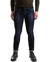 U.S. POLO ASSN. Jeans skinny 50780 51321 - Bleu