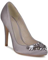BOURNE KITTY femmes Chaussures escarpins en Gris