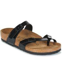 Birkenstock Slippers Mayari - Zwart