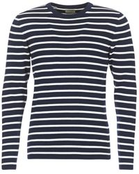 SELECTED - Shhsailor Men's Sweater In Blue - Lyst