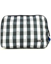 Reebok - Dch Chec Men's Washbag In Grey - Lyst