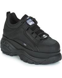 Buffalo Lage Sneakers Noumera - Zwart