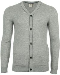 cardigan homme timberland