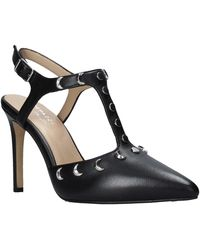 Apepazza Zapatos de tacón S0SATELLITE03/LEA - Negro