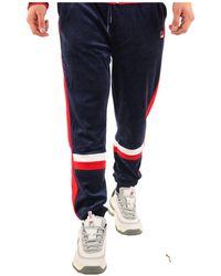 Fila Jogging Pantalon Silvano - Bleu