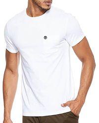 Timberland - T-shirt BIANCA - Lyst
