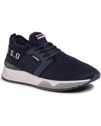 S.oliver Zapatos planos azul marino