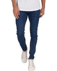 Jack & Jones - Jack Jones Liam Original 882 Jeans Skinny Jeans - Lyst